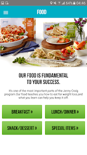 Jenny Craig Mobile- screenshot thumbnail