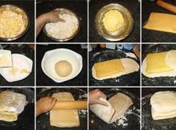 Betty Crocker's  1956 Simplified Puff Pastry