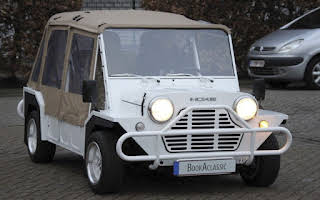 Austin Mini Moke Rent Anvers