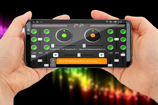 DJ Music Mixer - Multi song Player , Virtual DJ for PC