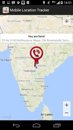 Live Mobile address tracker 1.9.23 screenshot 254767