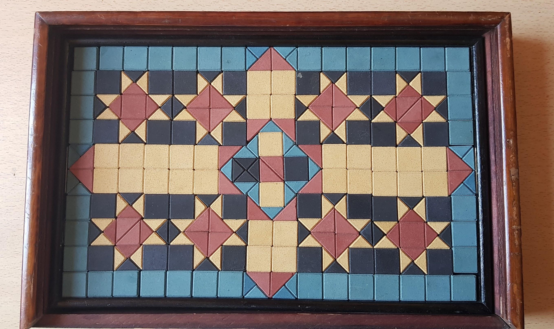 F. Ad. Richter - Anker Baukasten Mosaik No. 2 - 1. Lage