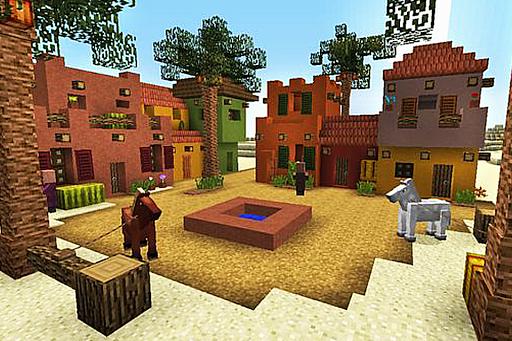 Master Craft - Block Crafting Games 1.4 screenshots 1