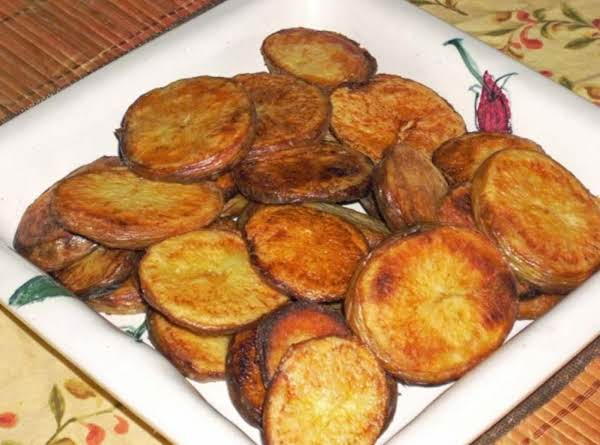 Crispy Oven Baked Potatoes Recipe