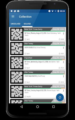 alphacross Crossword 3.77-54c7047 Mod screenshots 2
