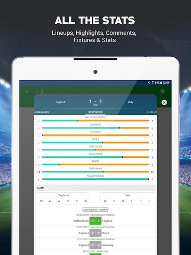 SKORES - Live Football Scores  screenshots 9