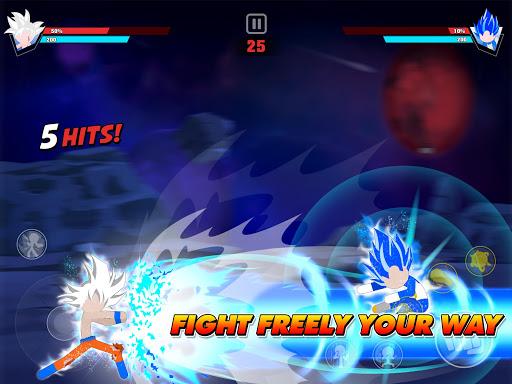Stickman Battle Fight modavailable screenshots 11