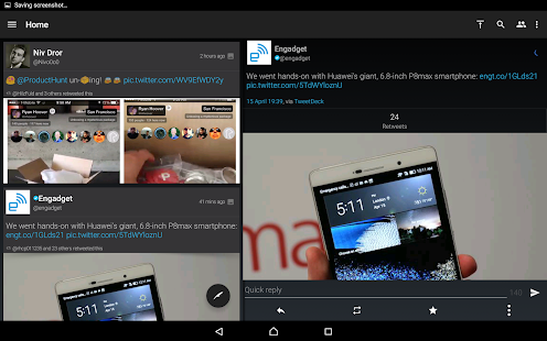 Tweetings for Twitter- screenshot thumbnail