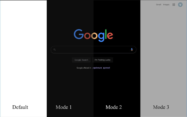 High Contrast - Responsive Browser Color