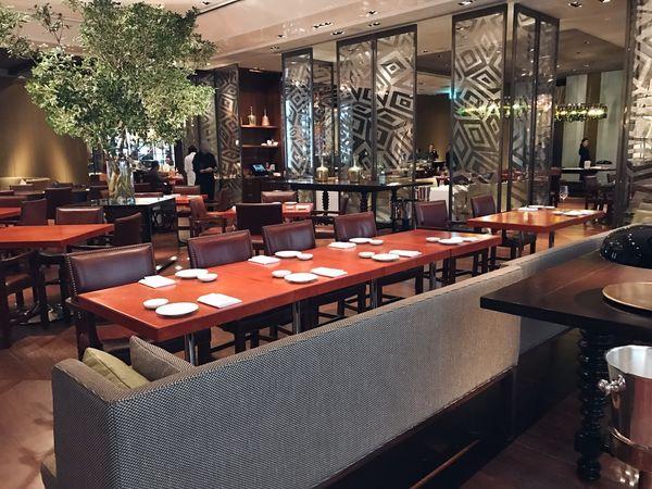Mandarin Oriental Taipei 台北文華東方酒店Bencotto 義大利餐廳 平日商業午餐