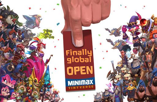 Code Triche MINImax Tinyverse APK MOD screenshots 1