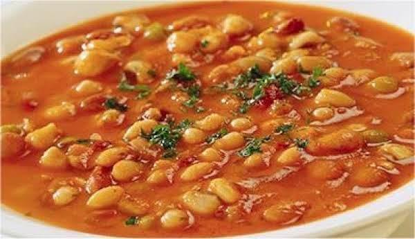 Fasolada (vegetarian Greek Bean Soup) Recipe