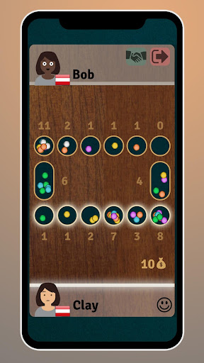 Mancala - Free online board game 1.10 de.gamequotes.net 1