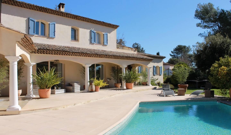 Villa avec piscine Roquefort-les-Pins
