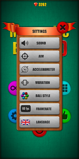 Magnetic Balls HD Free: Match 3 Physics Puzzle 2.2.0.9 screenshots 3