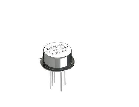 Quartz Crystal 10.000 MHz  SC HC-37/U 3:rd overtone  CL 20pF