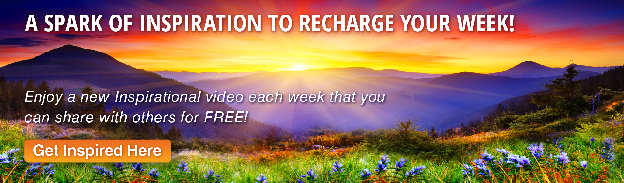 Get Free Inspirational Videos