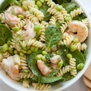 Dilled Shrimp Pasta Salad