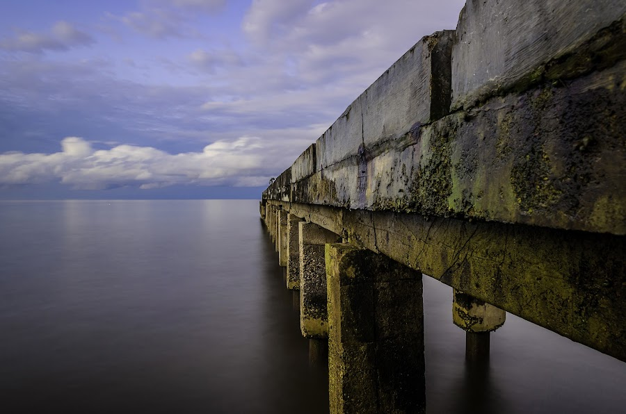 Landscape View in Nias Island by Peter Mendrofa - Landscapes Waterscapes ( long exposure, nias island, seascape, nikon, landscape, photography, nias,  )