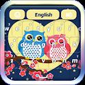 Sweet Owl Keyboard icon