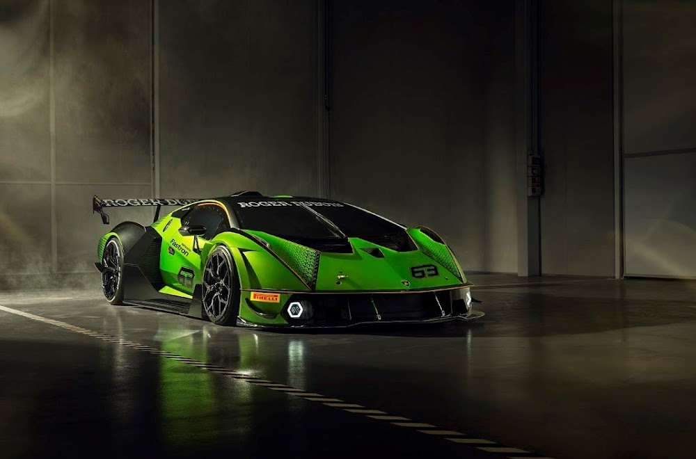 Extreme new Lamborghini Essenza SCV12 is track only supercar - TimesLIVE