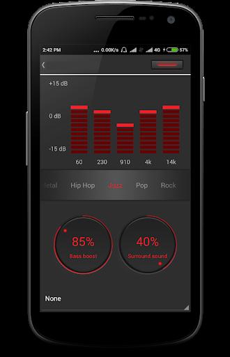 Music Player - HD Music & Songs music.jio.0.25 screenshots 2