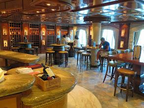 Photo: The Vineyard on deck 5 (Plaza deck).