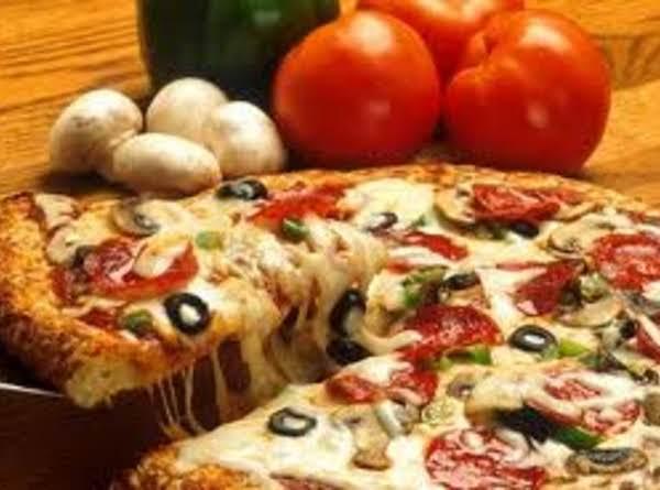 Create A Pizza Recipe
