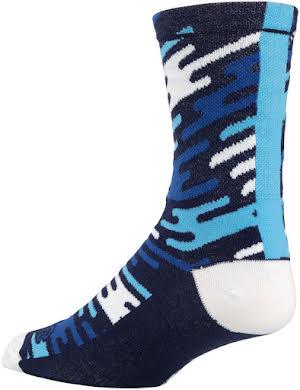 All-City Flow Motion Socks 8 inch alternate image 0