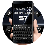 Keyboard for 3D Galaxy S7 Icon