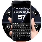 Keyboard for 3D Galaxy S7