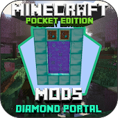 Diamond Portal For MCPE