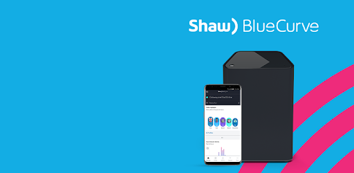 Shaw BlueCurve Home - Apps on Google Play