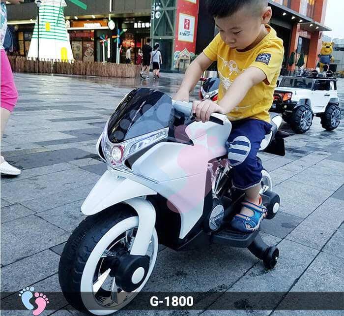 Xe mô tô điện trẻ em g1800 17