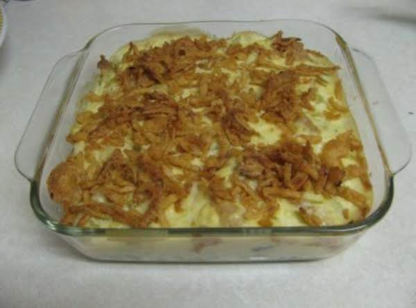 Swiss Broccoli Casserole Recipe