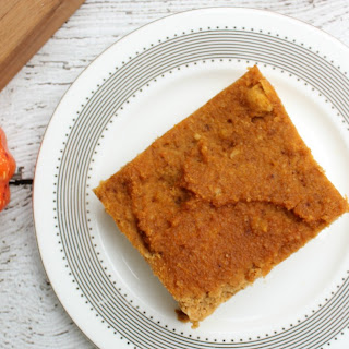 Paleo Pumpkin Bars with Coconut Flour | Paleo Desserts.
