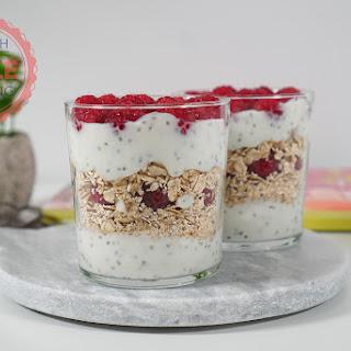 Yogurt Cups for Breakfast Recipe