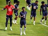 Un Français absent pour le duel en Nations League contre les Diables Rouges