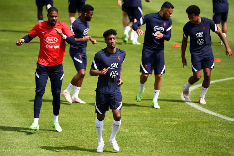 Kingsley Coman quitte précipitamment l'équipe de France