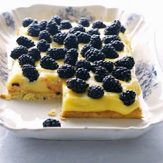 Lemon Custard Cake.