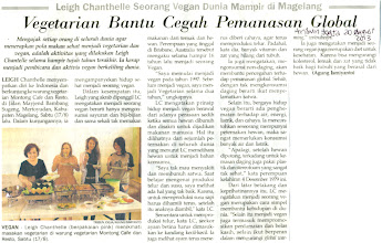 Photo: Tribun Jogja interview 20 August 2013 in Magelang, Central Java, Indonesia