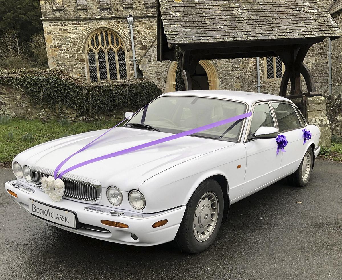 Jaguar XJL Hire Taunton