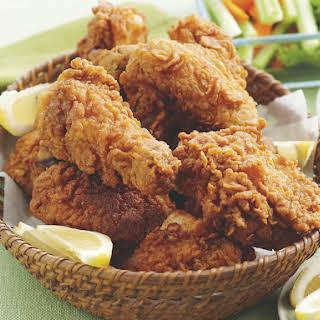 Crispy Fried Chicken.