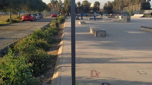 El PMD pide que se respete la finalidad de la pista de skat