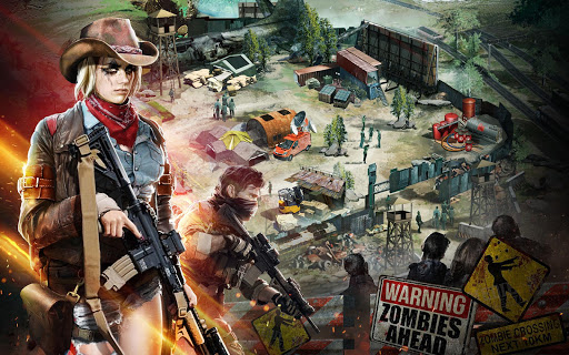 ZOMBIE SURVIVAL: Shooting Game screenshots 12