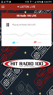 Hit Radio 100- screenshot thumbnail