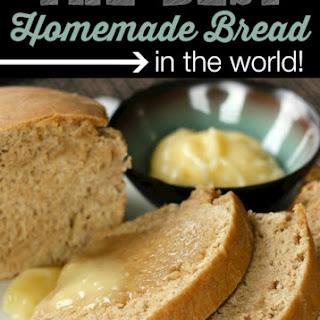 Honey Wheat Bread.