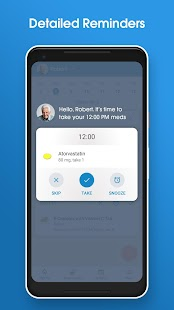 Pill Reminder and Medication Tracker by Medisafe Screenshot