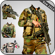 Afghan Army Suit Editor - Uniform changer 2019