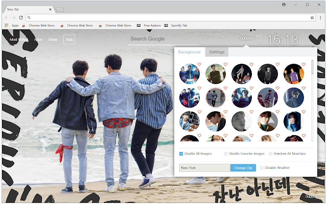 Kpop Day6 Backgrounds New Tab Freeaddon Com